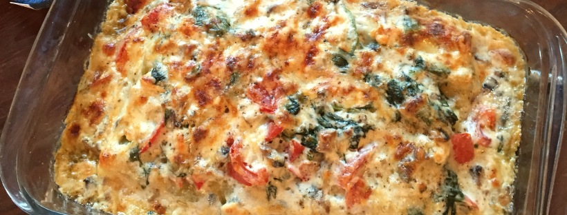 Samen Bourgondisch gevulde cannelloni