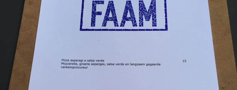 Samen Bourgondisch: Restaurant Faam