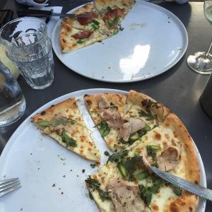Samen Bourgondisch: Pizza's bij FAAM