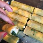 Samen Bourgondisch: vul de cannelloni buisjes
