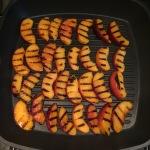 Samen Bourgondisch: Perzik op de grill