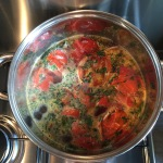 Samen Bourgondisch: Tomatensoep