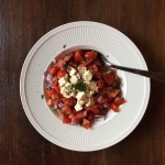 Samen Bourgondisch: Griekse salade