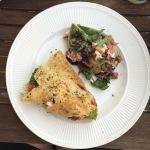 Samen Bourgondisch: Serveer de burger met een frisse salade