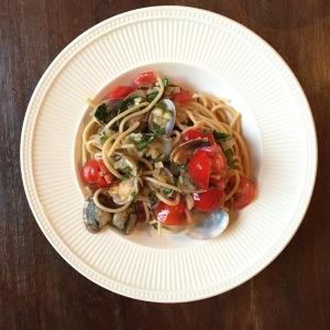 Pasta Vongole - Samen Bourgondisch
