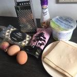 Ingrediënten Quiches - Ikea food challenge