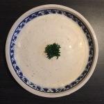 Citroen-yoghurt dipsaus