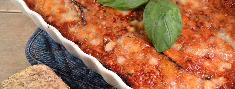 Aubergine alla parmigiana