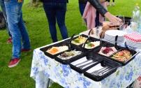 Vis, vlees en ambachtelijke salades