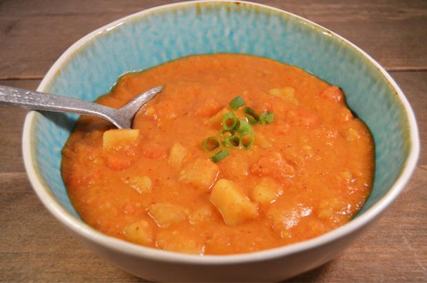 curry-linzensoep-recept