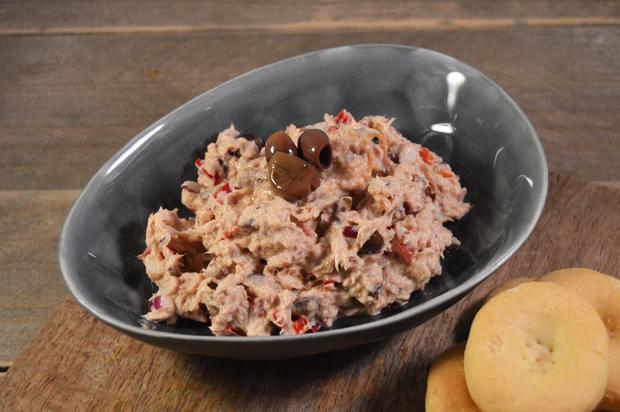 Mediterrane tonijnsalade recept