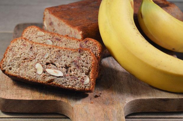 Bananencake zelf maken