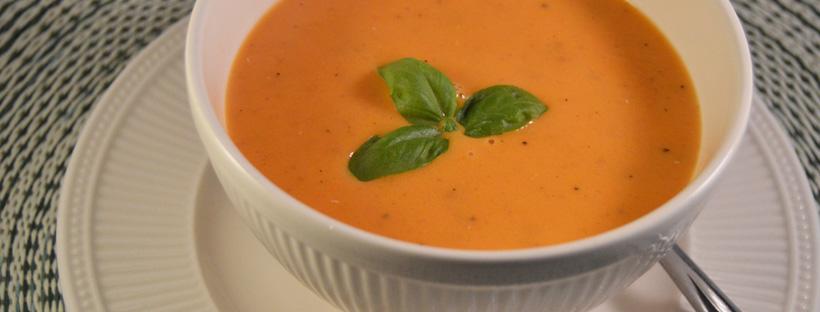 Romige tomatensoep zelf maken